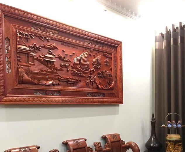 tranh gỗ treo tường