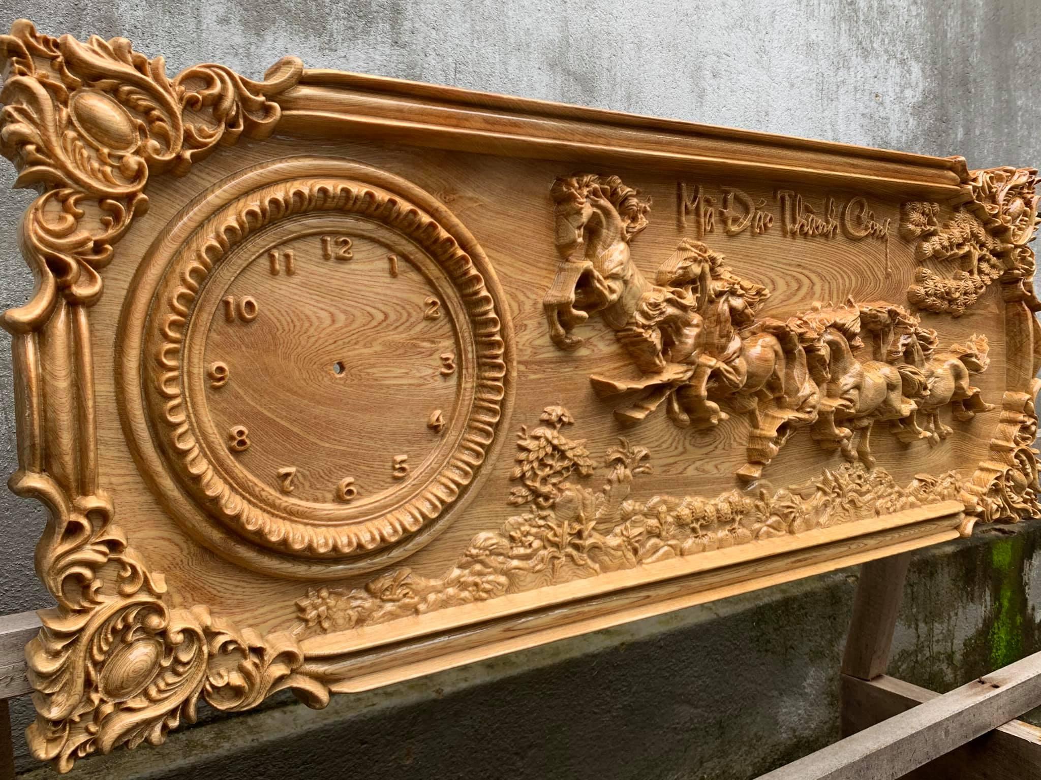 Đồng hồ Bát Mã