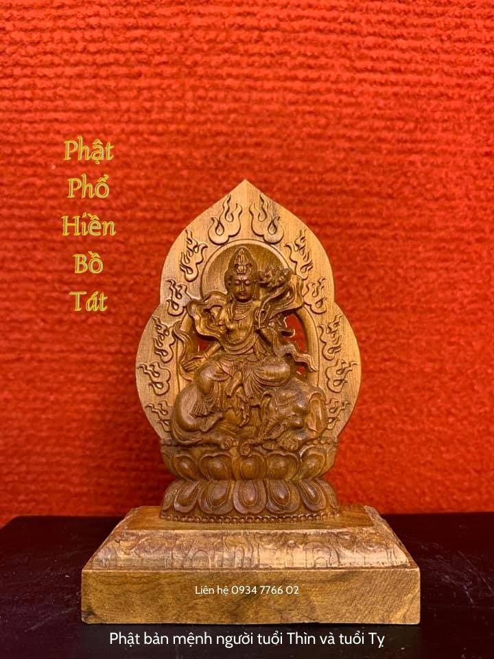 Phật Phổ Hiền Bồ Tát