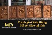 Tranh gỗ Kiên Giang