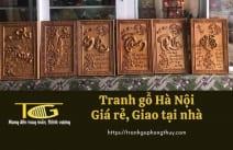 Tranh Gỗ Hà Nội